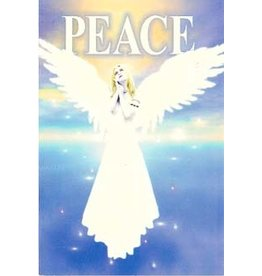 X-MAS CARD PEACE ANGEL