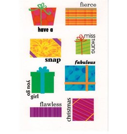 10% PRODUCTIONS X MAS CARD CHRISTAMS GIFT BOXES