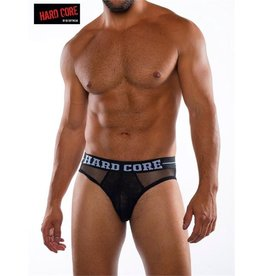 HARDCORE HARDCORE SKIN BRIEF BLACK