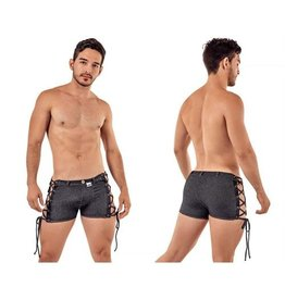 CANDYMAN CANDYMAN DENIM BOXER BRIEF