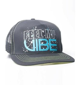 ANDREW CHRISTIAN-FEEL MY VIBE CAP BLACK/ONE SIZE
