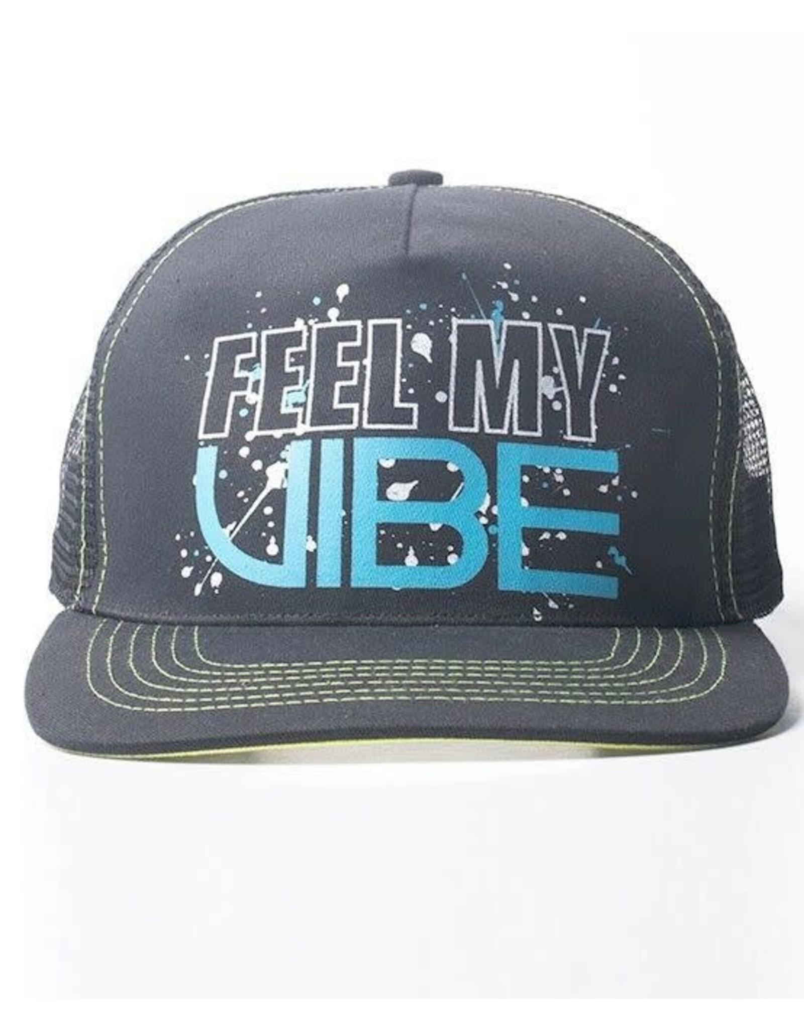 ANDREW CHRISTIAN-FEEL MY VIBE CAP BLACK/ONE SIZE