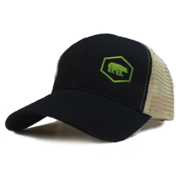 AJAXX63 AJAXX63 TECH BEAR CAP