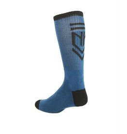 NASTY PIG NP-SOCKS- INSIGNIA BLUE 1 SIZE