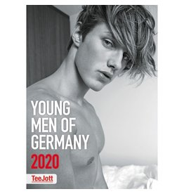 CALENDAR-2020, YOUNG MEN OF GERMANY