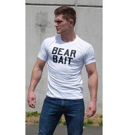 AJAXX63 BEAR BAIT ATHLETIC FIT WHITE