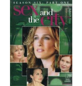 SEX & THE CITY: SEASON 6, PART 1
