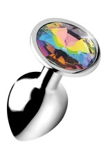 XR Brands BOOTY SPARKS RAINBOW PRISM GEM