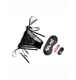 XR Brands BANG POWER PANTY KIT