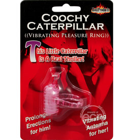 HOT PRODUCTS COOCHY CATERPILLER,MAGENTA