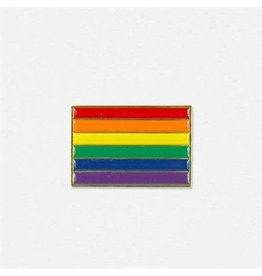 RAINBOW RAINBOW FLAG LAPEL PIN