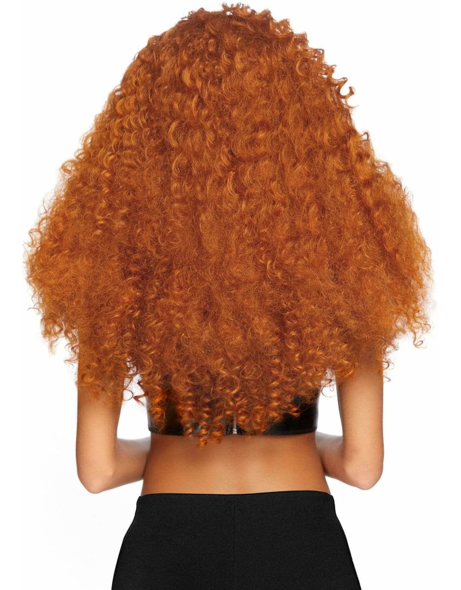 "LEG AVENUE 29"" LONG CURLY WIG"
