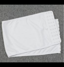 CHEST BINDER (STRAPLESS) WHITE