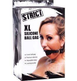 STRICT STRICT XL SILICONE BALL GAG BALL