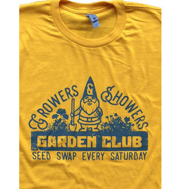 BURLY SHIRTS BURLY GROWERS NOT SHOWERS