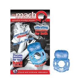 Macho MACHO 7 FUNC ERECTION KEEPER BLUE