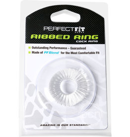Perfect Fit PERFECT FIT RIBBED CLEAR