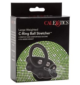 CAL EXOTICS LARGE WEIGHTED C RING BALL STRETCHER