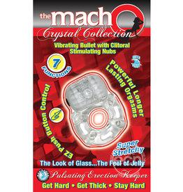 Macho MACHO PULSATING ERECTION KEEPER
