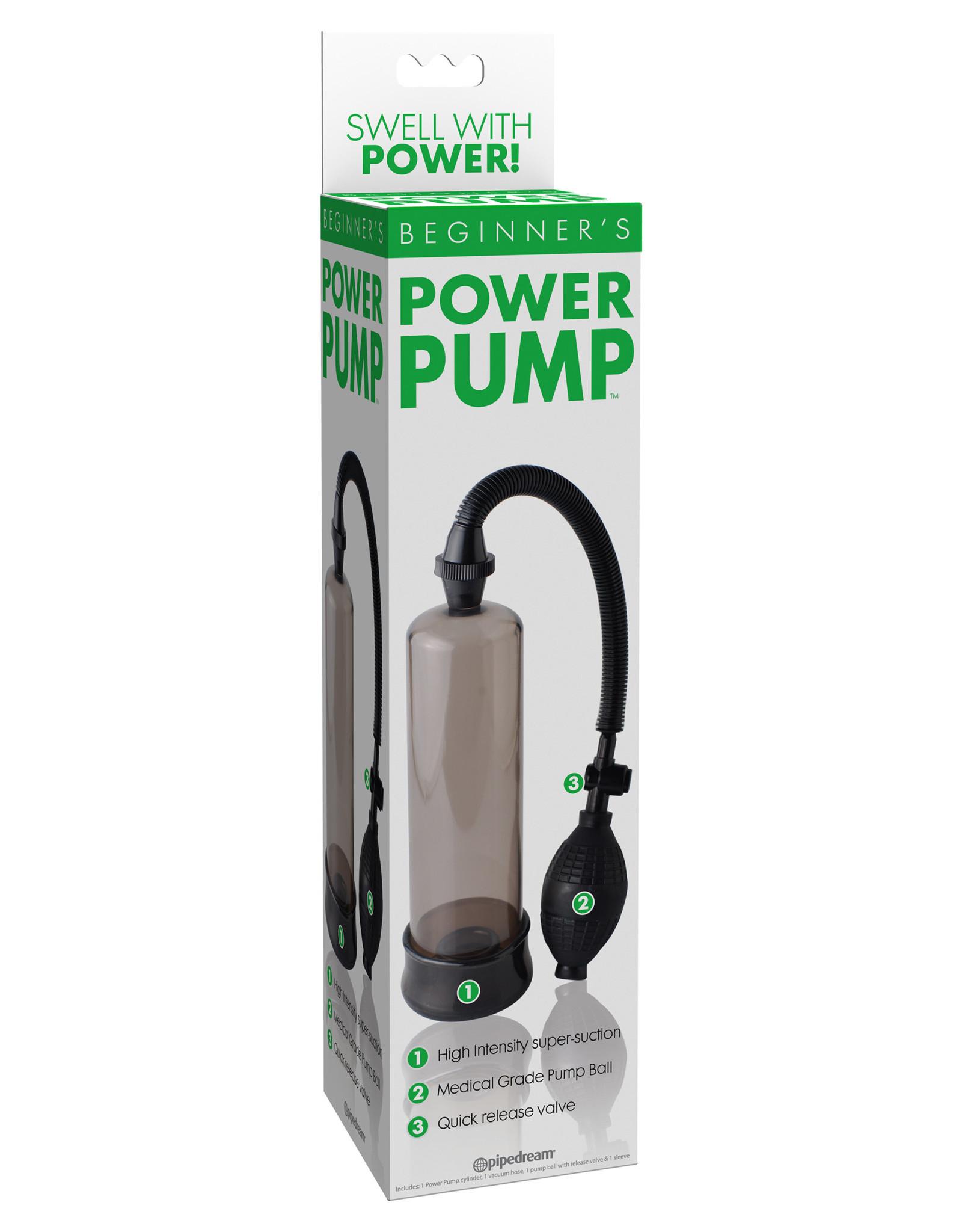 PIPEDREAM BEGINNERS POWER PUMP