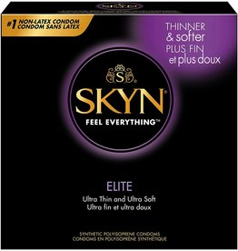 SKYN SKYN ELITE NON LATEX  3 PACK