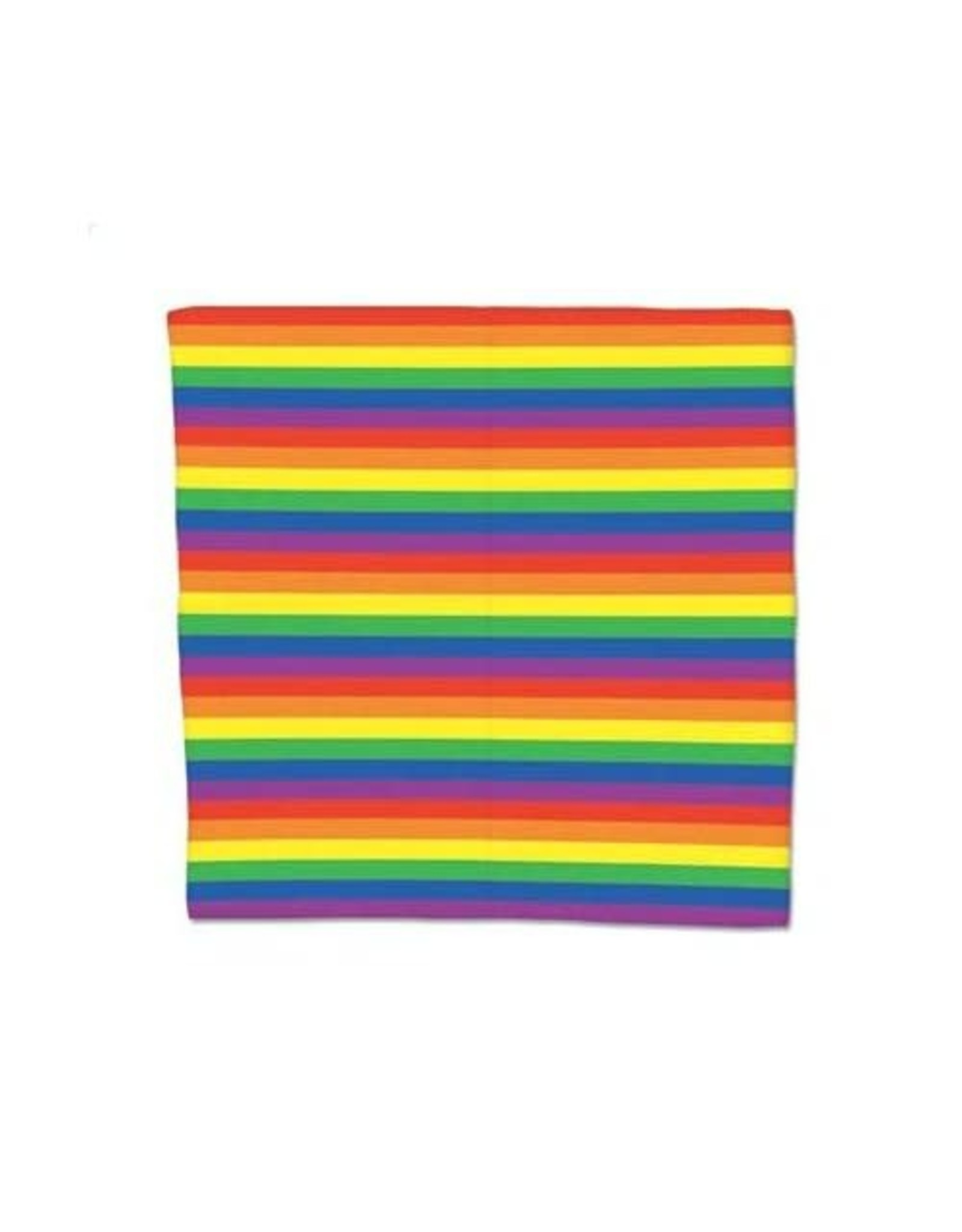 Pride not Prejudice RAINBOW BANDANA