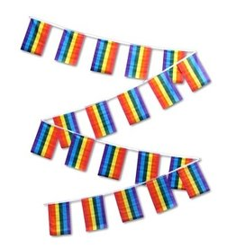 RAINBOW RAINBOW FLAG STRING (30 FT)