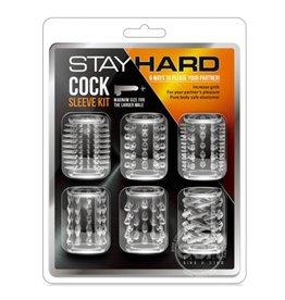 STAY HARD STAY HARD, COCK SLEEVE SET