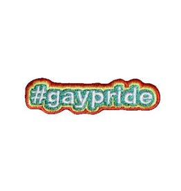 #GAYPRIDE PATCH