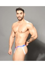 ANDREW CHRISTIAN ANDREW CHRISTIAN FLY JOCK W/ ALMOST NAKED GRAY XL