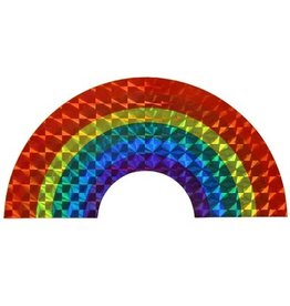 RAINBOW RAINBOW ARCH REFLECTIVE STICKER