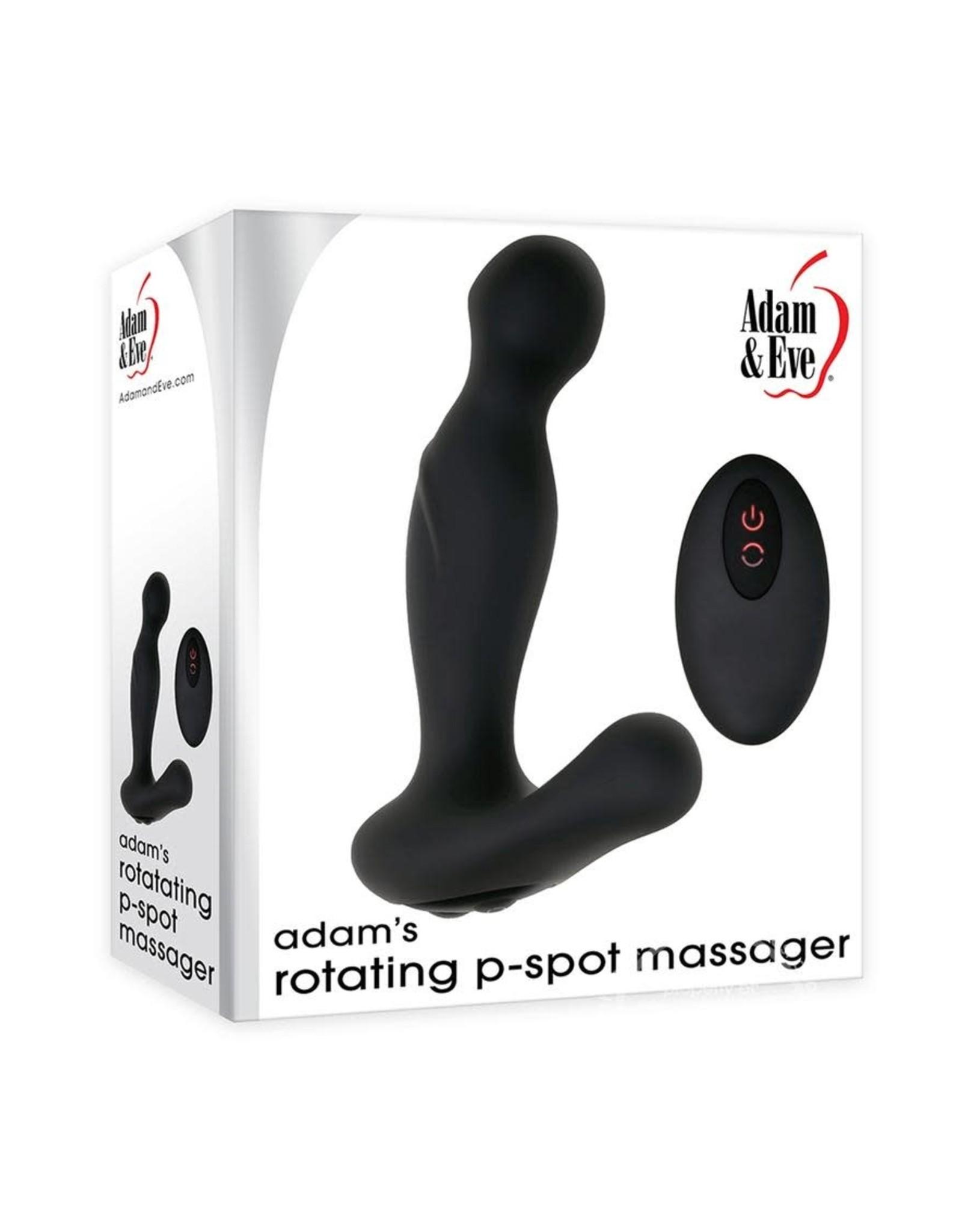 ADAM & EVE ADAM & EVES ADAMS ROTATING P SPOT MASSAGER