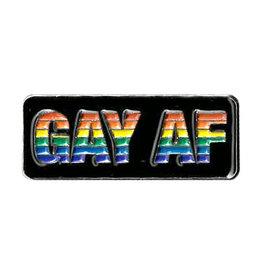 YUJEAN GAY AF ENAMEL PIN