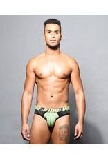 ANDREW CHRISTIAN ANDREW CHRISTIAN VIBES SPORTS MESH BRIEF