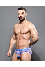 ANDREW CHRISTIAN ANDREW CHRISTIAN UNICORN POP BRIEF W/ ALMSOT NAKED