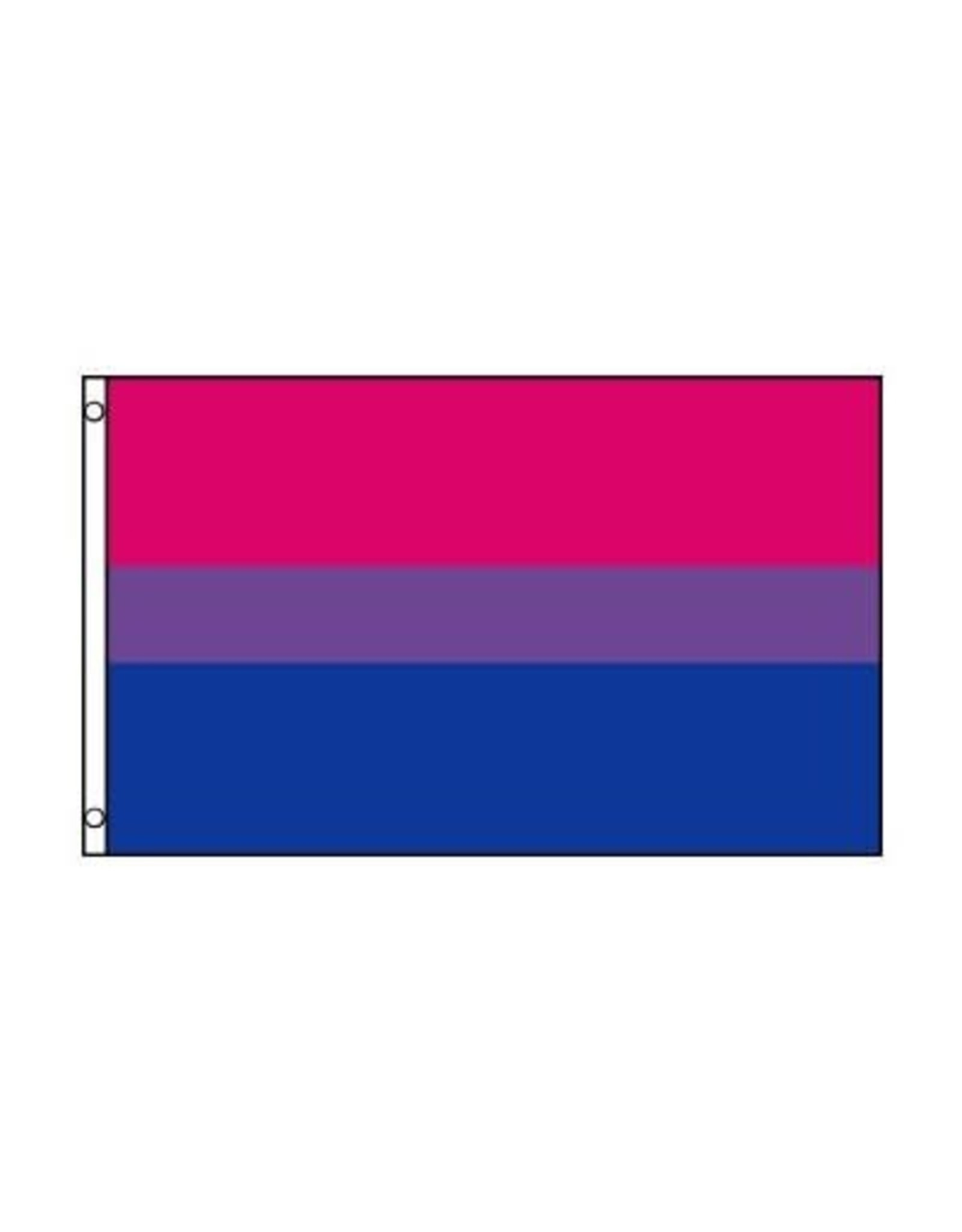 RAINBOW BI FLAG POLYESTER