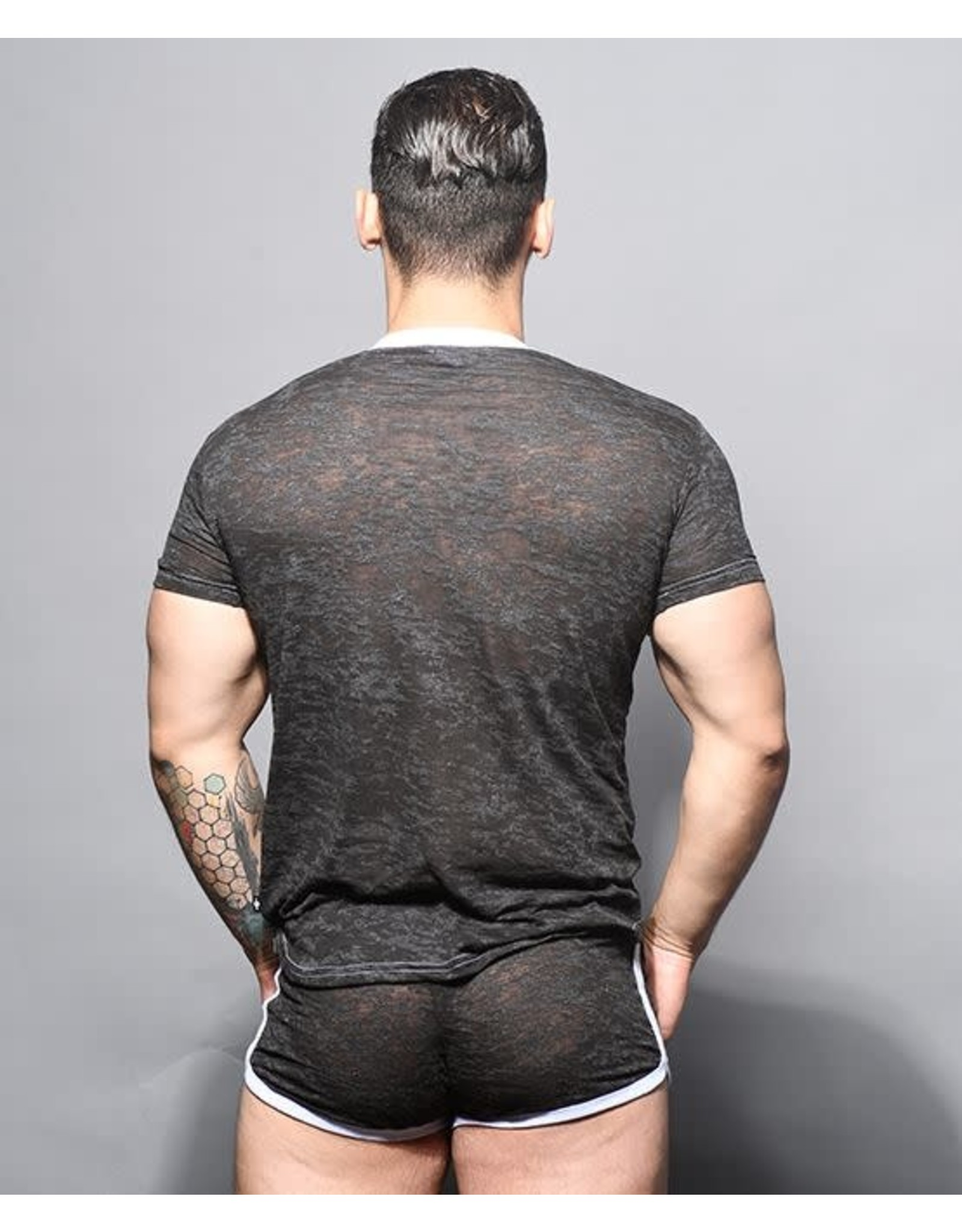 ANDREW CHRISTIAN ANDREW CHRISTIAN BURNOUT SERGEANT TEE