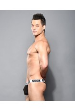 ANDREW CHRISTIAN ANDREW CHRISTIAN LICK SUCK FUCK LATTICE THONG W/ ALMOST NAKED