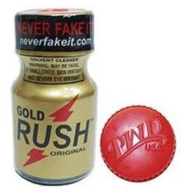 RUSH HEAD CLEANER SM PWD RUSH GOLD
