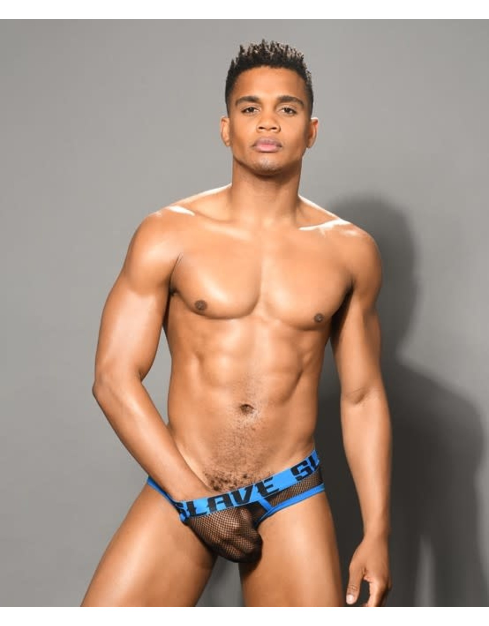ANDREW CHRISTIAN ANDREW CHRISTIAN SLAVE NET BRIEF W/ ALMOST NAKED SMALL
