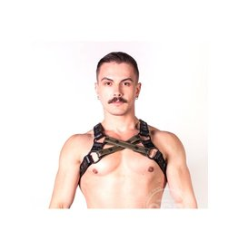 Prowler PROWLER RED CROSS HARNESS GREEN/BLK