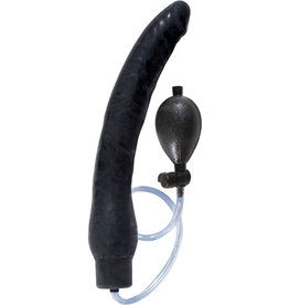 NASSTOYS RAM 12' INFLATABLE DONG BLACK