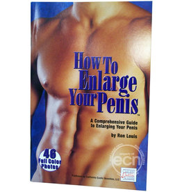 CalExotics HOW TO ENLARGE YOUR PENIS BOOK,LRG