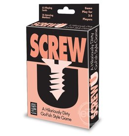 Little Genie Productions SCREW YOU COUPLES CARD GAME