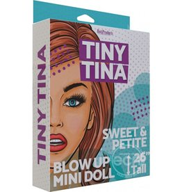 Hott Products TINY TINA DOLL