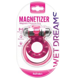Hott Products MAGNETIZED COCKRING INTENSE STIMULATION