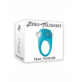 ZERO TOLERANCE ZERO TOLERANCE TEAL TICKLER COCKRING