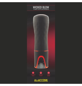 IMMENSE PLEASURE PRODUCTS WICKED BLOW
