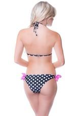 Itty Bitty Polka Dot Bikini
