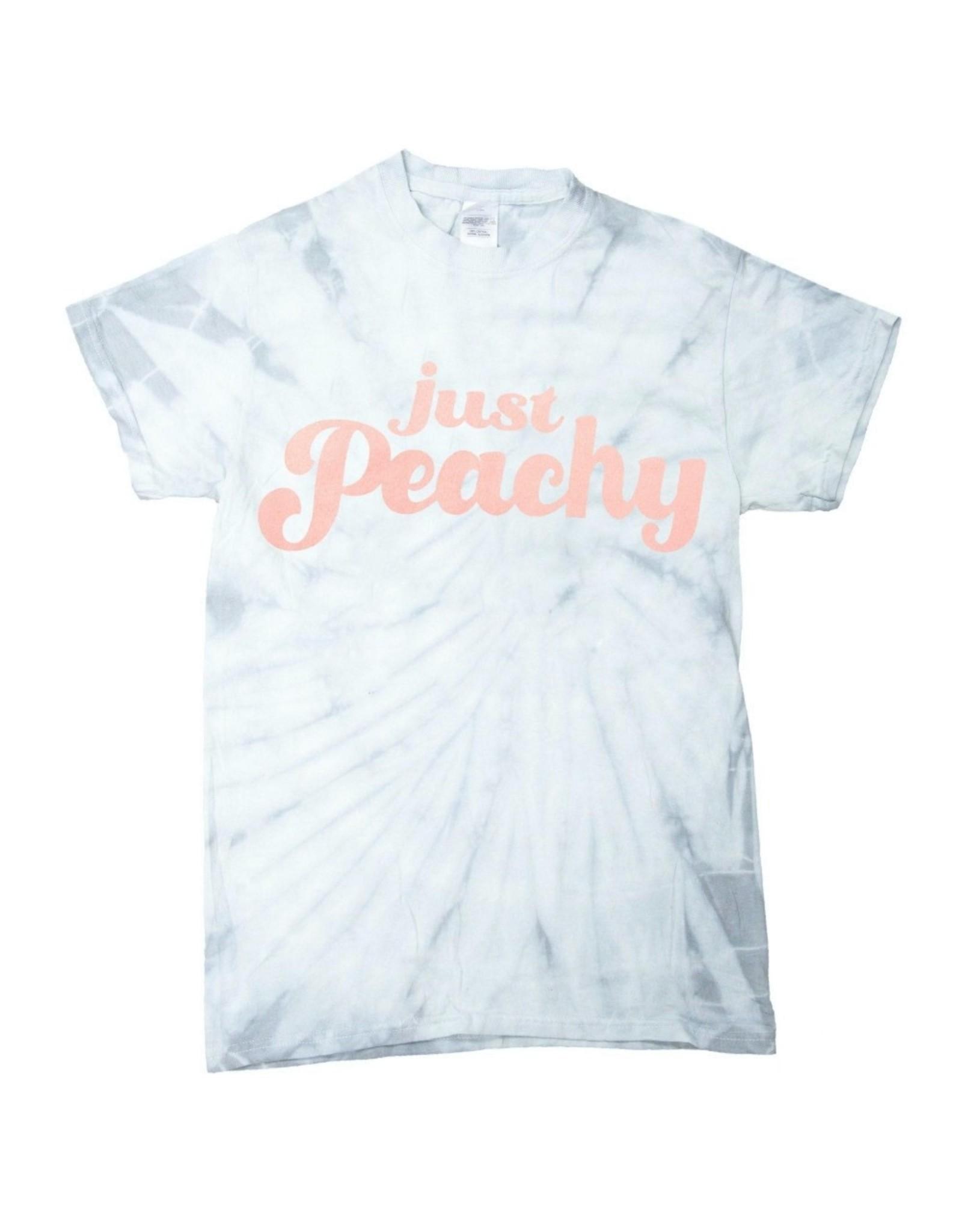 Just Peachy Tee